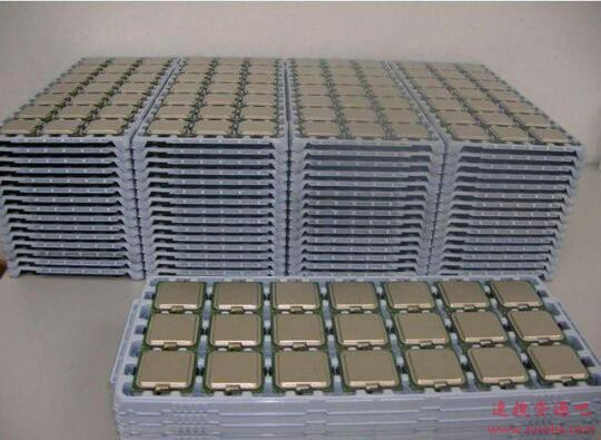 CPU散片能不能买?难道就真是小作坊产物么?