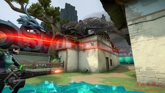 拳头FPS新作《Valorant》实机截图泄露 英雄、地图曝光