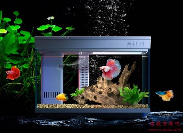 小米有品开卖自动喂食鱼缸:告别三天换水 七天换鱼