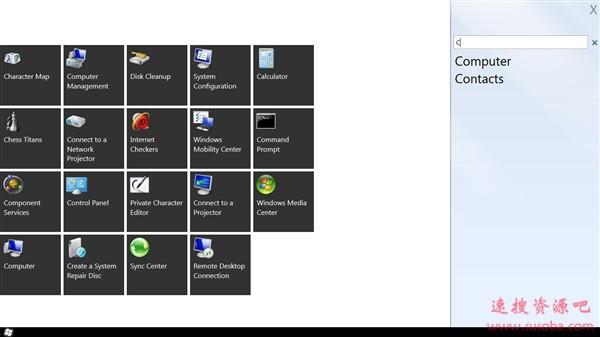 黑客泄露初版Windows 8:10年前的桌面磁贴长这样
