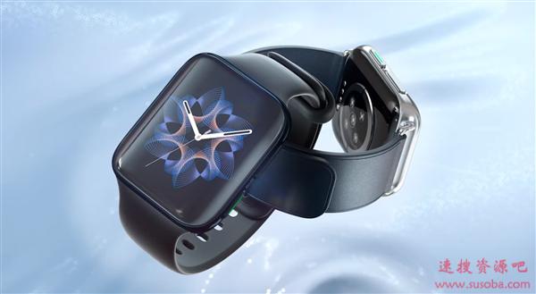 3D双曲面柔性屏 OPPO Watch首卖:直降100元