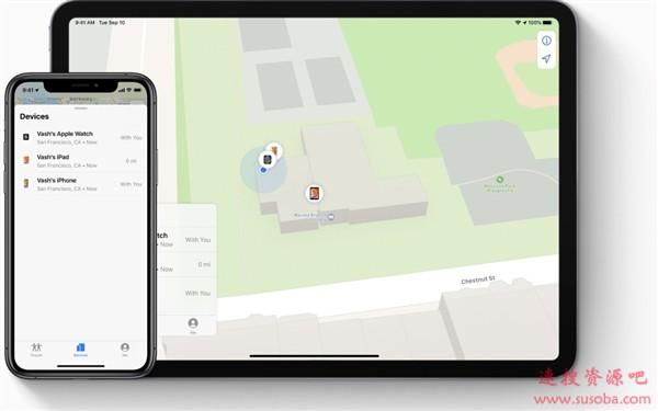 iOS 14新功能曝光:苹果让查找更加实用、自由度增强
