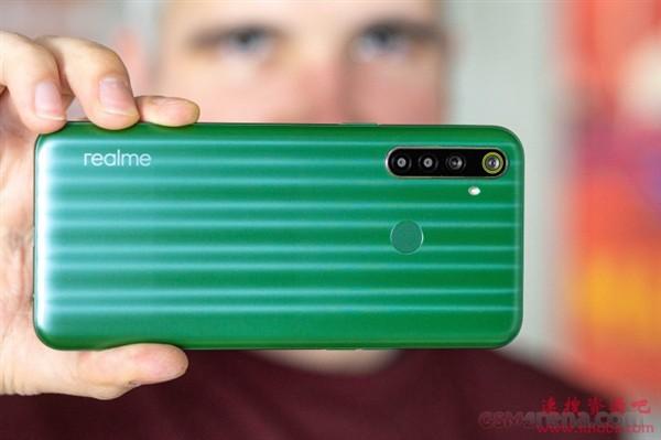 realme 6i规格参数曝光:首发Helio G80 5000mAh大电池