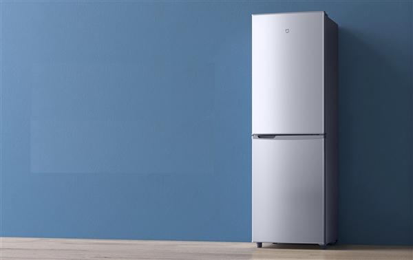 低过首发价 米家两门冰箱160L直降200元:到手仅899元