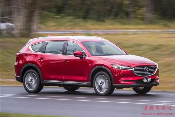 上市一年月销仅6台!马自达旗舰SUV CX-8面临退市风险