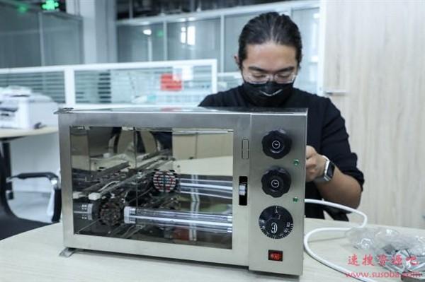 不用担心买不到了:口罩再生设备诞生 3分钟灭菌、可循环用