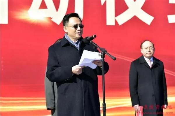 总投资26.9亿元!中国一汽新能源智能网联创新试验基地建设项目启动