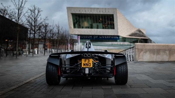 媲美F1?来自英国的单座超跑全球首发:3秒内秒破百