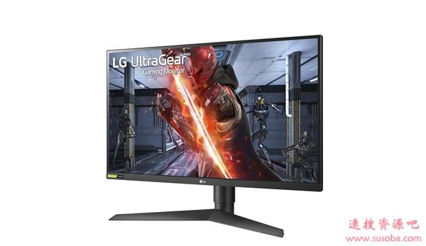 2800元 LG发布27吋240Hz IPS显示器:响应时间1ms!