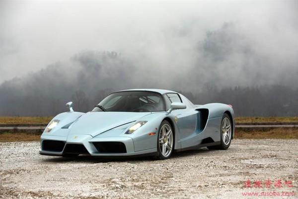 稀有绝版法拉利恩佐拍卖 成交价预计超2000万