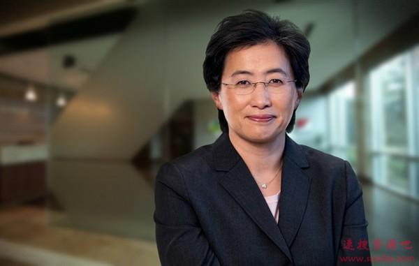 苏姿丰:未来四年AMD的营收增长率将达到20%