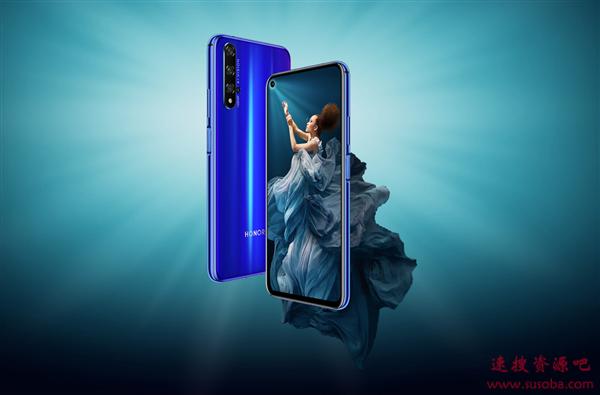 赵明爆料荣耀30:荣耀8之后荣耀设计最美的手机 非常惊艳