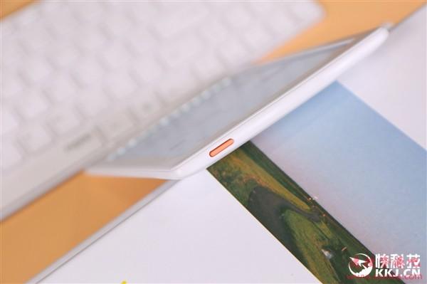 划时代新品!掌阅首款彩色电子书iReader C6图赏