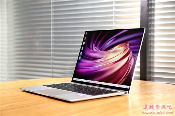 华为MateBook X Pro 2020款开箱图赏:3K触摸屏商务神器