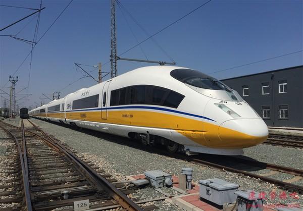 江苏省6条高铁全面复工:今年开通4条