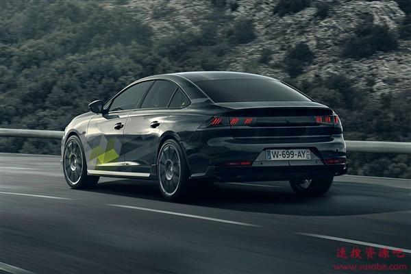 标致508 Sport Engineered量产版亮相:搭三擎四驱动力总成 百公里不到5秒