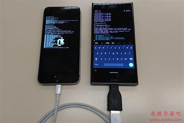 一台ROOT后的安卓手机:可以用来给iOS 13越狱了