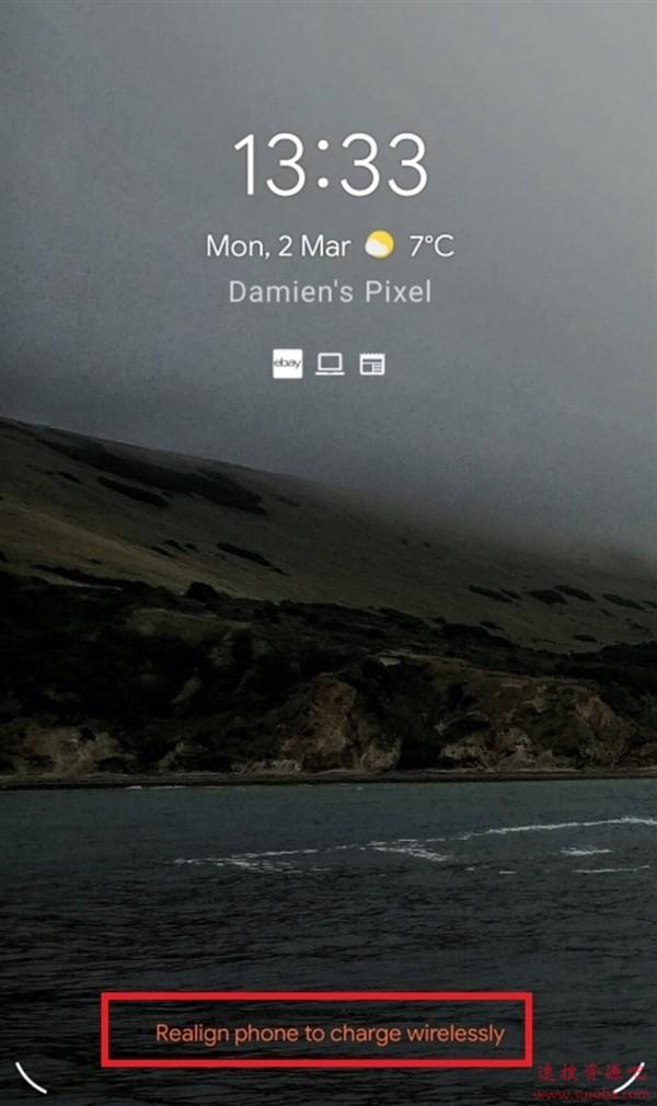 Android 11新功能曝光:手机未正确放在无线充电板上时会提示