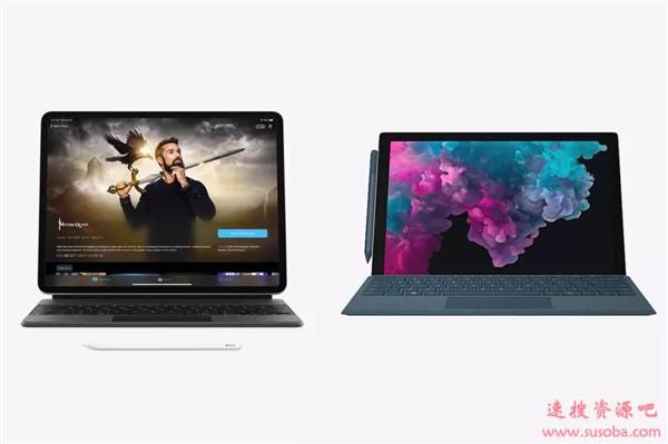 嘴上说不要 可iPad还是活成了Surface的样子