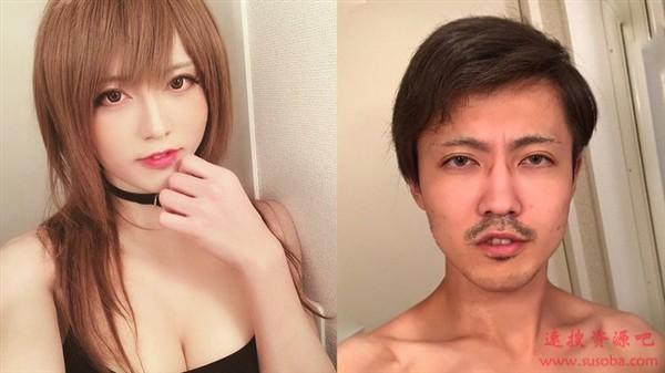 人设崩塌:日本Cos界网红原来是女装大佬