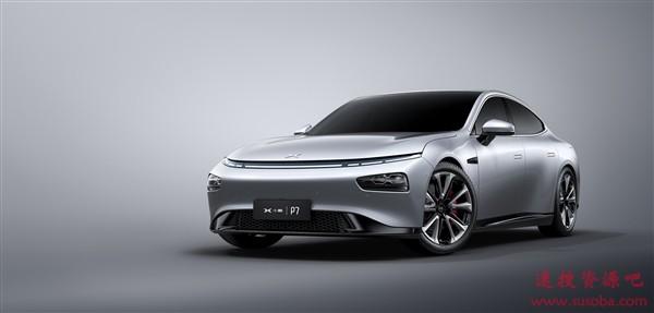 小鹏P7新车型现身工信部申报目录:续航达706公里超特斯拉Model S
