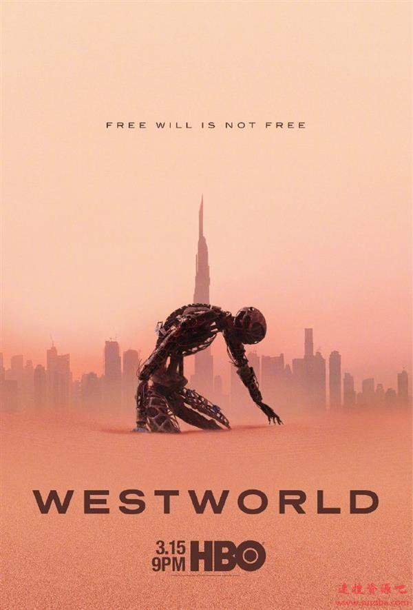 《西部世界》第3季开播:首集获IMDb 9.9分