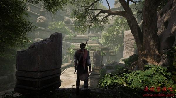正统单机续作《轩辕剑柒》来了:虚幻4打造 即时制战斗
