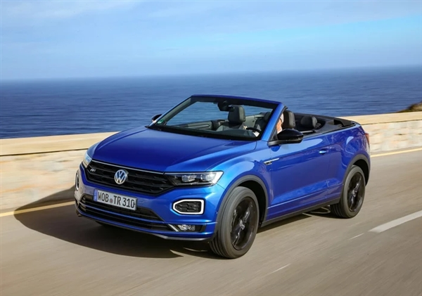比跑车还拉风?大众T-ROC敞篷SUV德国售21.38万起:未来引进国内