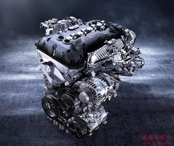 奇瑞第三代1.5T增压机曝光:最大马力190匹 扭矩超本田地球梦