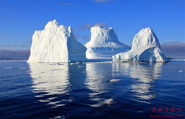 南极冰川融化出现隐藏岛屿:面积5万平米 被命名为Sif