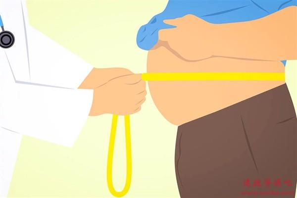十个人中四个肥胖!美国成年人肥胖率高达42%