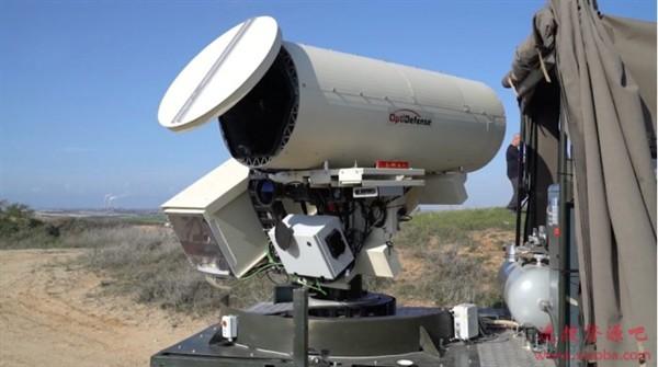 """以色列研发""""光之刃""""技术:超强激光束瞬秒炮弹等不明飞行物"""