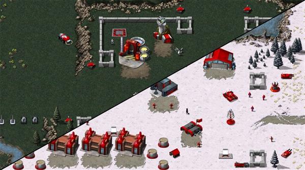 《红警》高清重制版4K画面公布:原西木工作室操刀