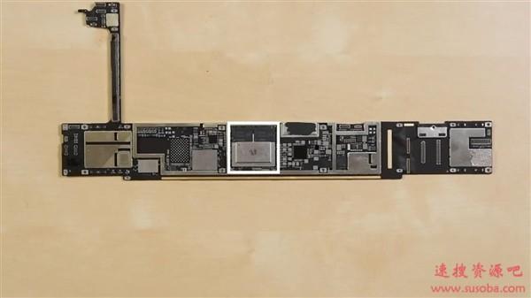 2020款12.9寸iPad Pro视频拆解:电池容量与上代一致、激光雷达揭秘