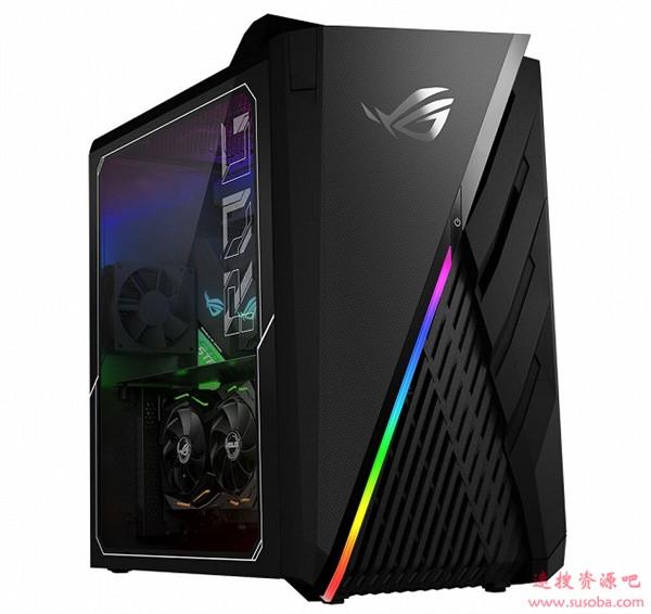 华硕发布ROG顶级锐龙台式机:16核3950X+2080Ti 4K游戏跑起来