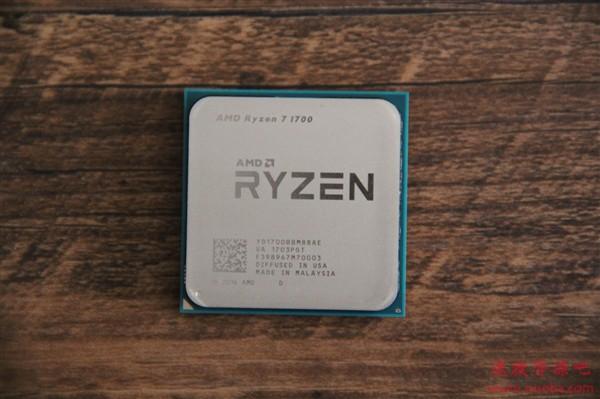 AMD:锐龙处理器已出货9700万颗 市场份额17%