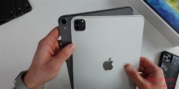 拆解确认:2020新款iPad Pro电池容量缩水、多摄模组比iP11 Pro小一号