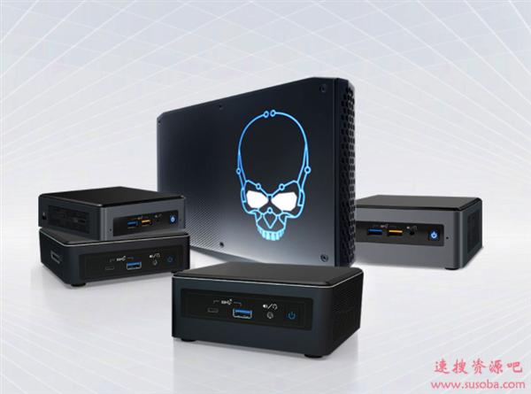 小米有品上架Intel迷你主机:酷睿i7 2699元起