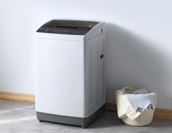 云米智能波轮洗衣机8kg上架:到手仅749元 比红米还便宜