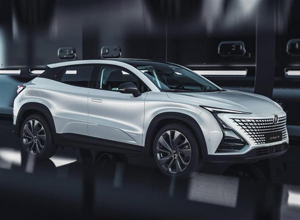 长安全新SUV UNI-T正式发布:内外焕然一新 堪称旗下最帅