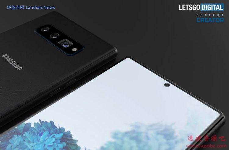 三星Galaxy Note 20可能会搭载自家的Exynos 992处理器