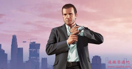 《GTA5》麦克演员:别信网上那些《GTA6》传言
