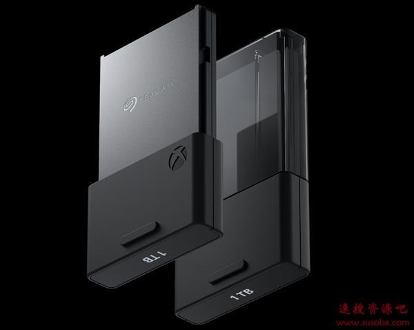 微软XSX主机首创全新品类SSD 希捷硬盘翻身了