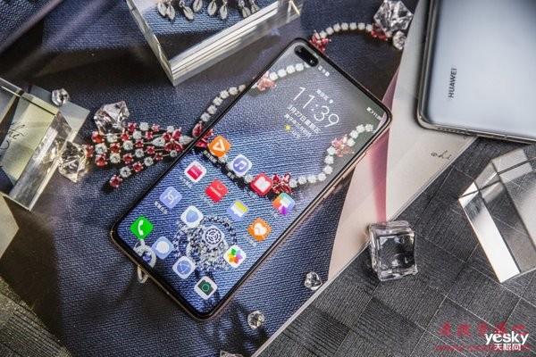 华为P40研发费达数十亿元 欲抢下国内5G手机中高端市场50%份额