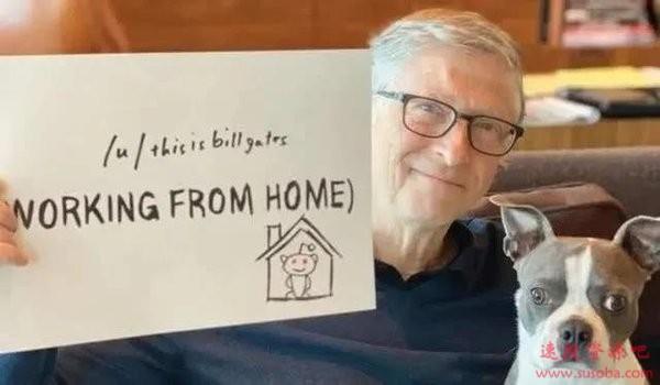 五年前的预言成真!比尔盖茨:我依然是一个坚定的乐观主义者