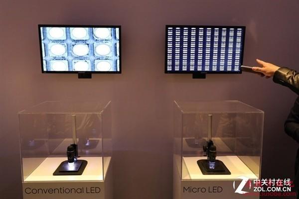要取代OLED!下一代显示技术MicroLED已在路上