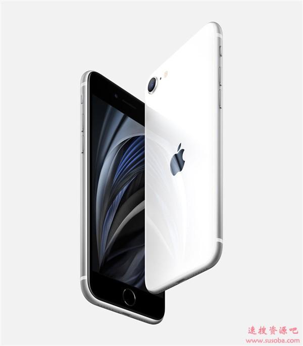 都是iPhone SE:苹果却变了