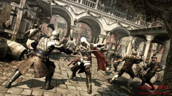 《刺客信条2》4月14日开启免费领取 多款系列游戏促销中