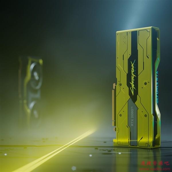 4.3万元 全球最具信仰的NIVIDIA显卡成功卖出 赛博朋克2077定制