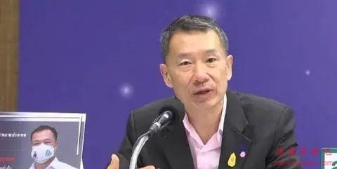 泰国出现首个新冠肺炎
